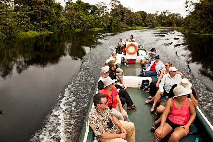 Peruvian Amazon River Cruise © Far South Expeditions