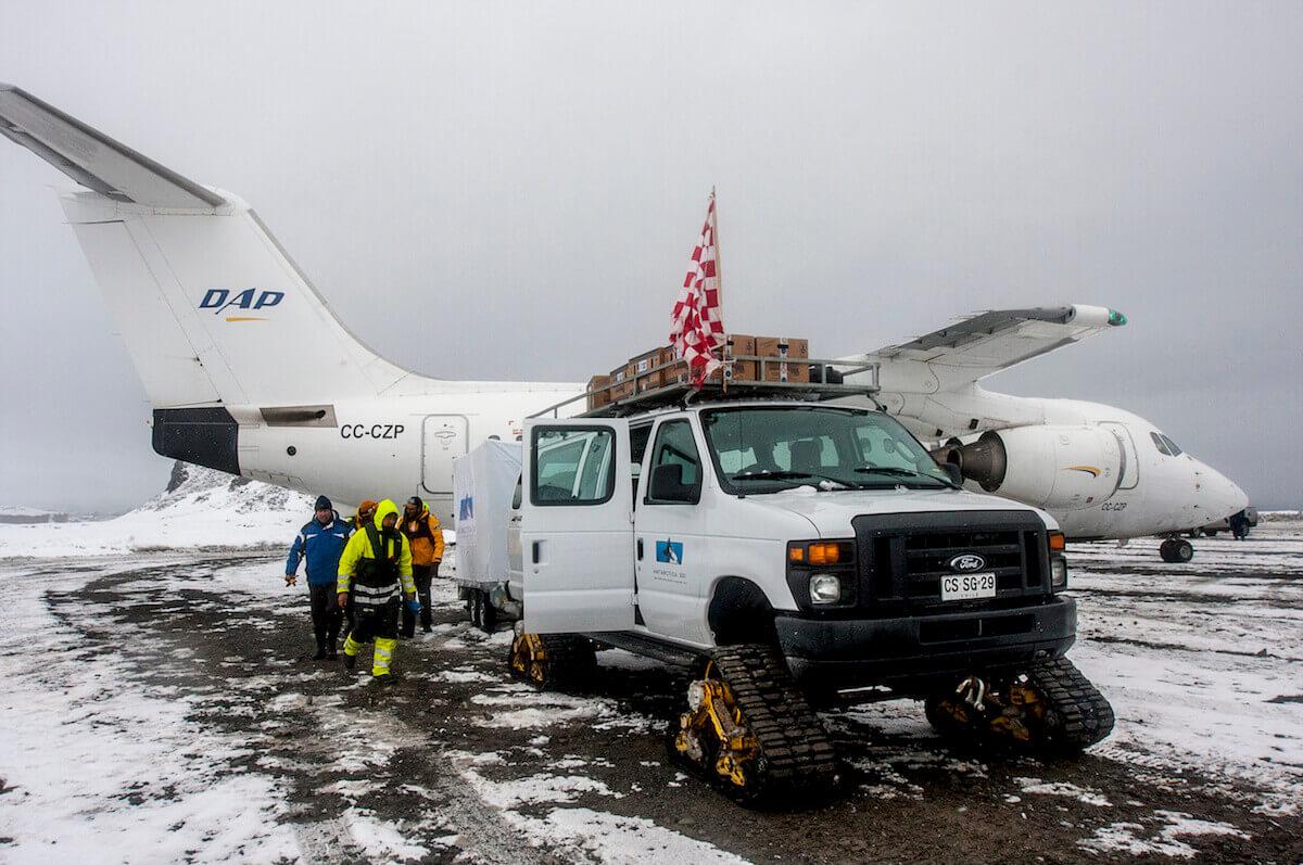 Grand Antarctica - Unique Air Cruises to Antarctica