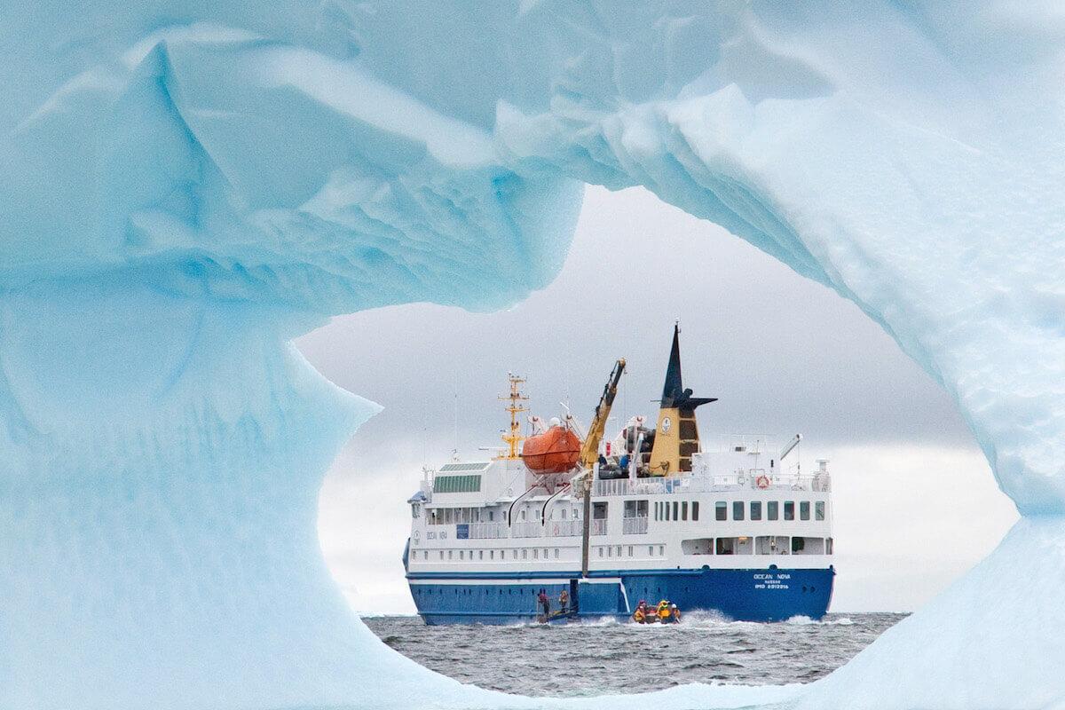MV Ocean Nova © Antarctica XXI