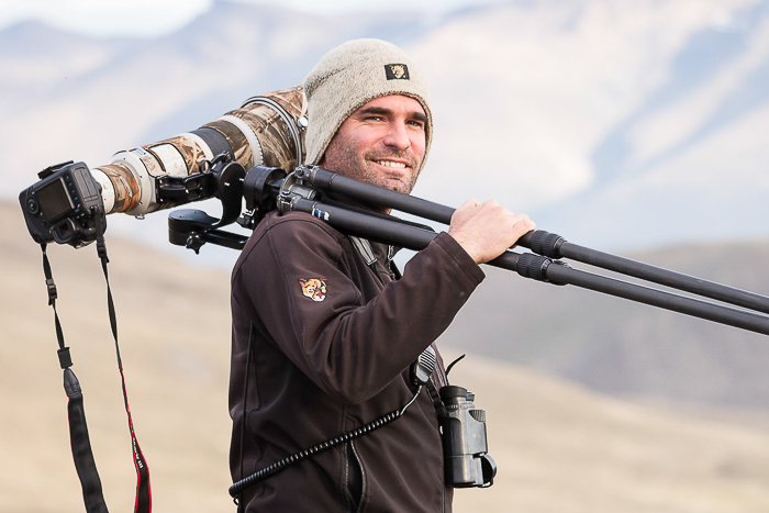 Diego Araya, Far South Expeditions Tour Leaders and Guides