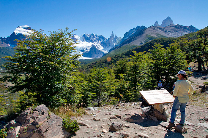 Laguna Capri, Los Glaciares National Park, El Chalten, Argentina © Claudio F. Vidal