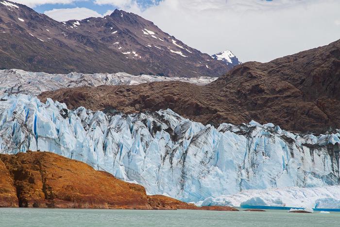 Viedma Glacier, Los Glaciares National Park, El Chalten, Argentina © Claudio F. Vidal
