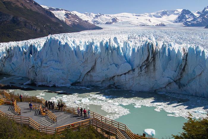 Perito Moreno Glacier, Los Glaciares National Park, Argentina © Claudio F. Vidal