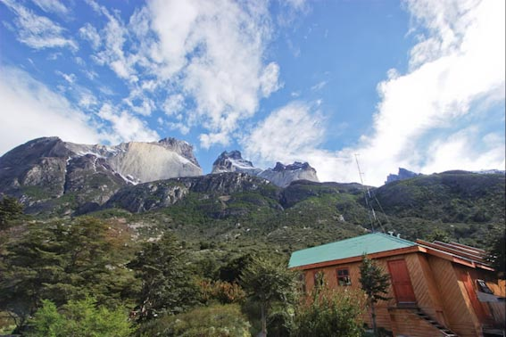 Refugio Los Cuernos | Fantastico Sur Expeditions
