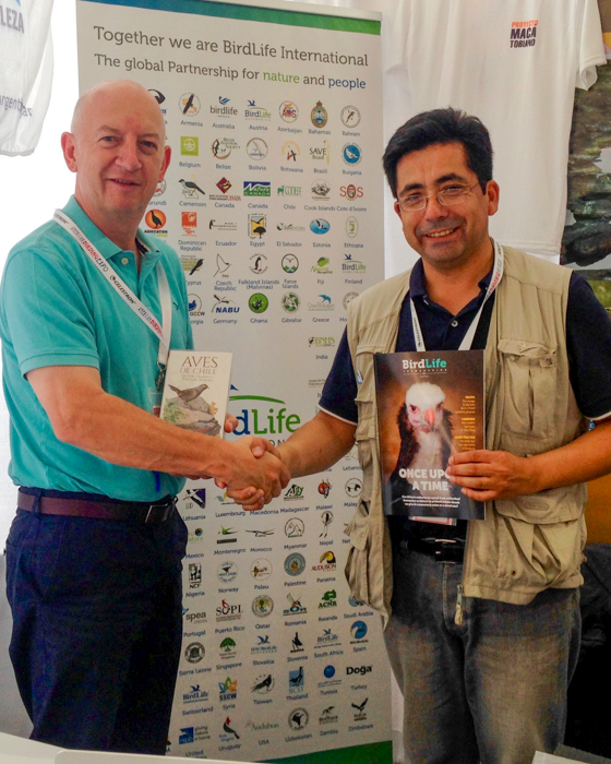 Far South Expeditions, New Species Champion of Birdlife International
