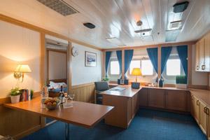 MV Sergey Vavilov: One Ocean Suite
